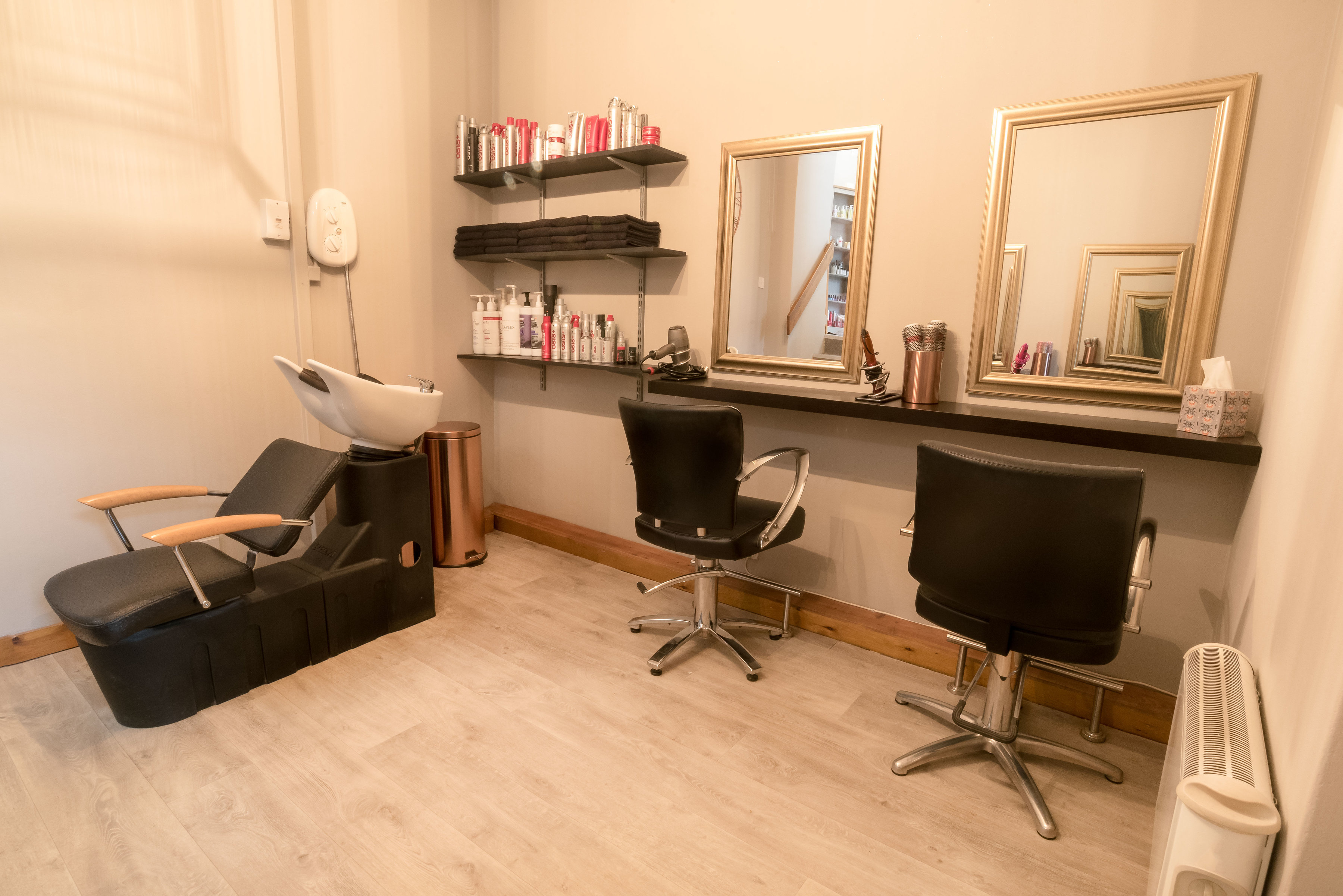Hair salon tavistock